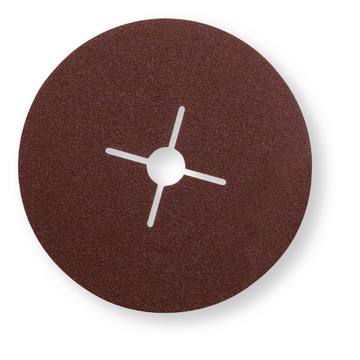 Vulcanized fiber disc for Steel 125 mm P 120
